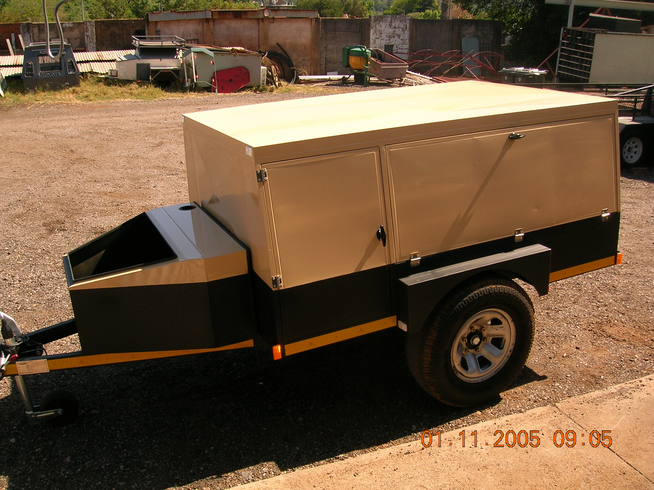 TRAILERS 142