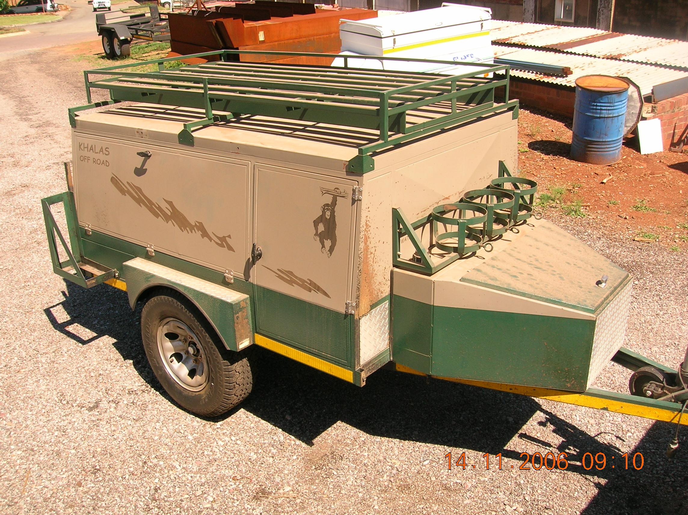 TRAILERS 301